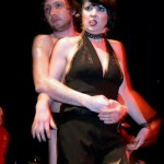 helen as Sally Bowles and Stompy