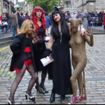 Edinburgh Street show